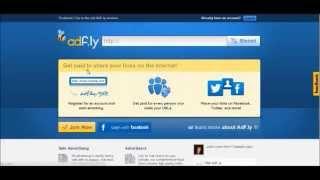 كيفية الربح عن طريق موقع adf.ly