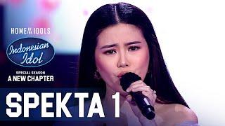 Download lagu MELISA - RINDU DALAM HATI (Brisia Jodie ft. Arsyi) - SPEKTA SHOW TOP 14 - Indonesian Idol 2021