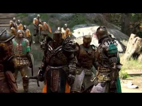 For Honor - New Campaign: Knight Campaign Mission (Women Knight)