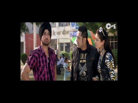 Diljit Breaks Up From Moge Wali Pinky - Jihne Mera Dil Luteya - Movie Scenes thumbnail