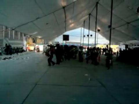 DANZA DE VAQUEROS EN CUAUTLACINGO OTUMBA MEXICO. Los pañuelos....wmv