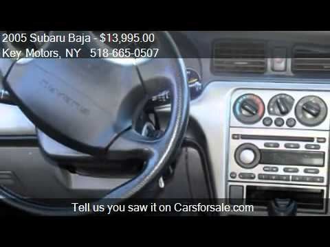2005 Subaru Baja Turbo for sale in Mechanicville, NY 12118 a