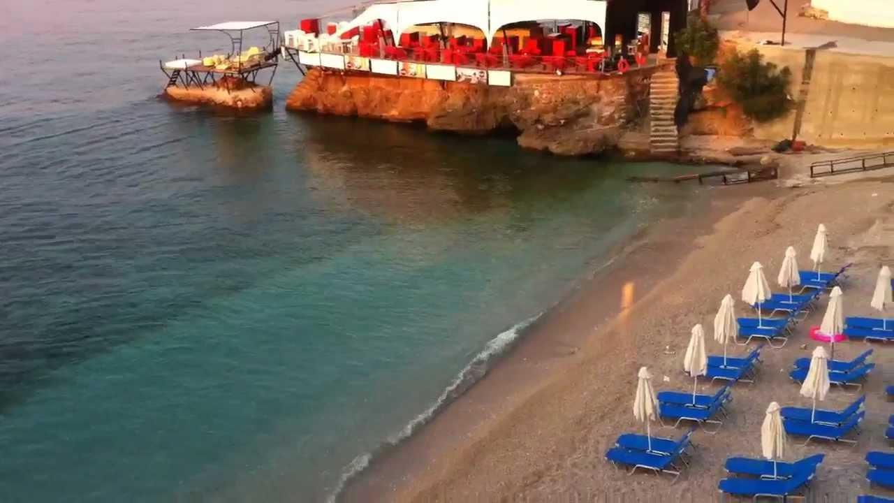 Albania Beaches Dhermi Dhermi Drymades Beach,vlora