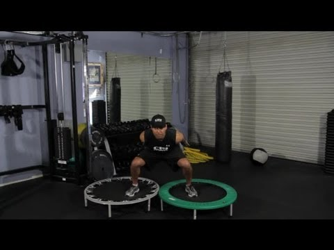 Squat Jumping Exercises to Strengthen Legs for Running : Strength & Stability Exercises