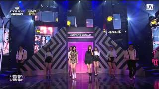 4minute   Ill Teach You + Come In + Whatcha Doin Today  Comeback  0320Stage HD