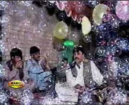 Gulzar Alam - Sheen Asman Zare Zare video