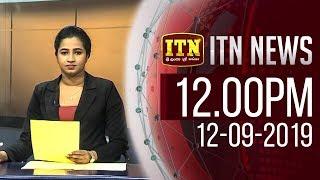 ITN News 2019-09-12 | 12.00 PM