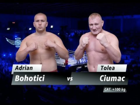 AYO2 - Adrian Bohotici VS Tolea Ciumac