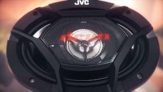 JVC Car Audio - Promotional Video