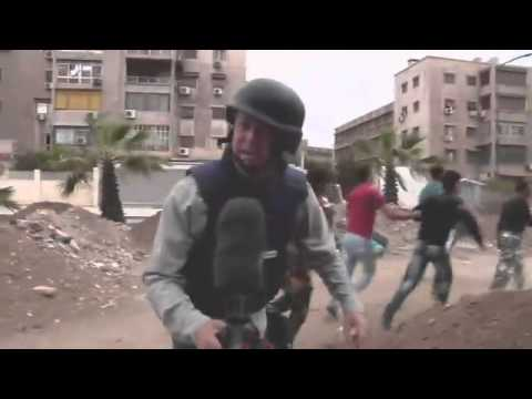 Syrian civilians Come Under Fire From Rebels