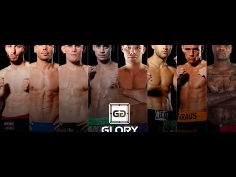 GLORY KICKBOXING GREAT KNOCKOUTS HIGHLIGHTS