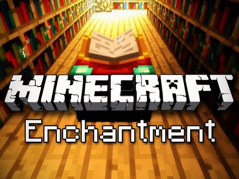 Minecraft: Item Enchantment (Beta 1.9 Pre-release 4)