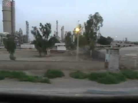 Train from Peshawar to Quetta