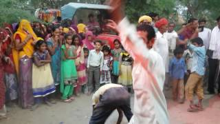 very funny dance in village