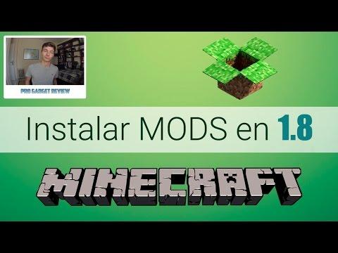 Como Descargar e Instalar Mods en Minecraft 1.8   Gratis 2015