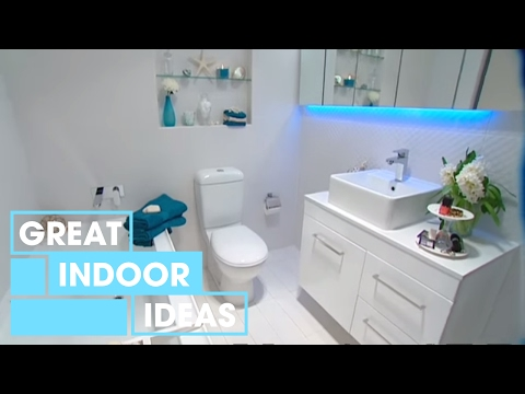 Better Homes And Gardens Decorating Bathroom Makeover