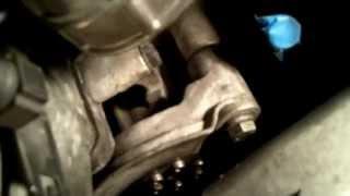 Mini Cooper S 2006 - Belt Tensioner Replacement