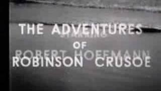 Robinson Crusoe TV intro (1964)