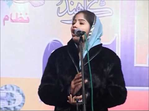All India Mushaira 2011 Nikhat Amrohi Part 10.wmv