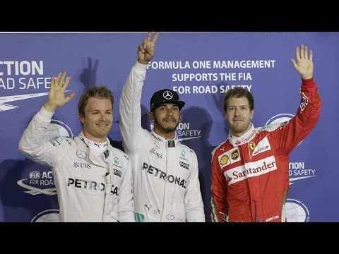 F1 BAHRAIN 2016 - VUELTA RAPIDA