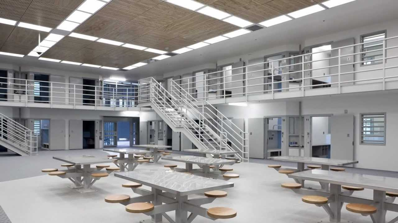 Mt Eden Corrections Facility Redevelopment Combines Five