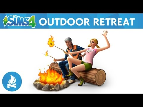 The Sims 4 Outdoor Retreat Live Broadcast (January 13th, 2015)