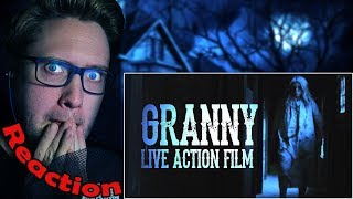 GRANNY - Live Action Film by Iron Horse Cinema REACTION! | NAPTIME! |