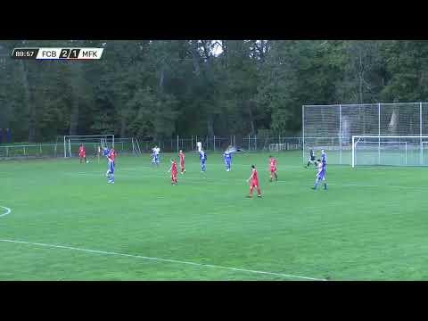 ZÁZNAM | FC Baník Ostrava - MFK Vítkovice (2:1)