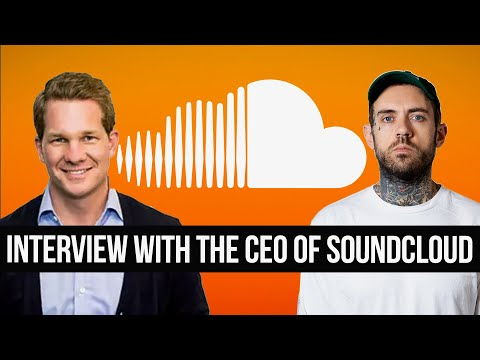 Adam22 Interviews the CEO of Soundcloud!