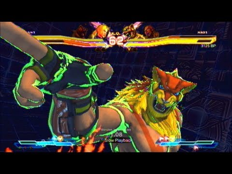 Street Fighter X Tekken 2013 - Online Battles 31