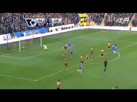 Eden Hazard vs Hull City