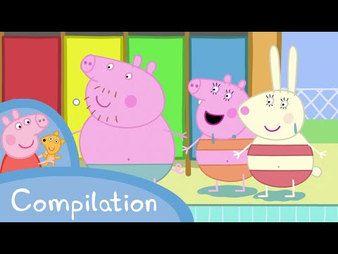 Peppa Pig: Peppa's Fun Day Out! (3 Episode Compilation)