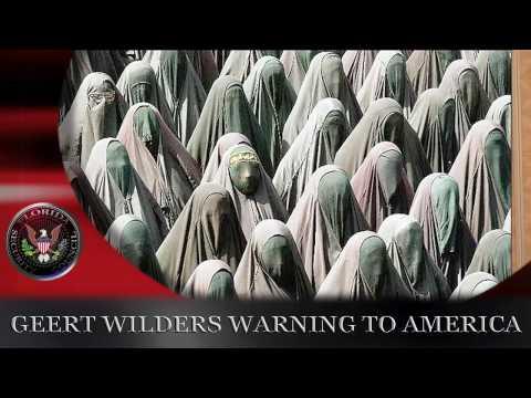 Geert Wilders Warning to America Part 1 of 2