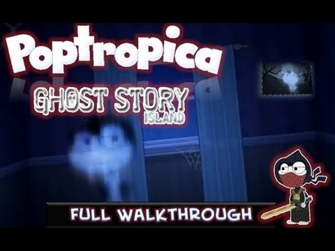 How To Beat Ghost Story Island – Poptropica Walkthrough