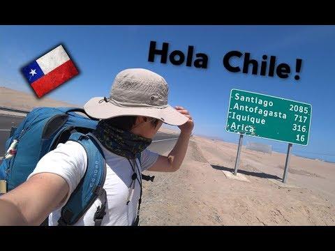 😍 Mi Primer Dia en Chile | Chile #1
