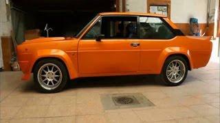 ♦Restauración Fiat 131 replica abarth ♦