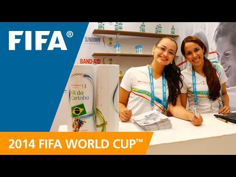 Supporting Healthcare at the 2014 FIFA World Cup Brazil™