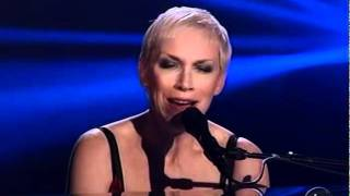 Annie Lennox Why Live At The Amas And Award Presentation