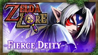 Fierce Deity - Zelda Lore