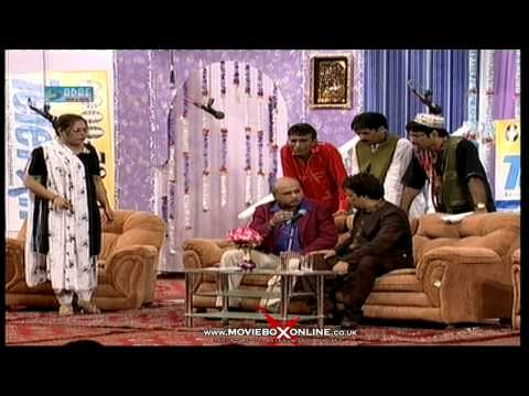 Nayee Aami Purana Abba - Umar Sharif - Pakistani Comedy Stage Drama video