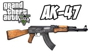 GTA V - AK 47