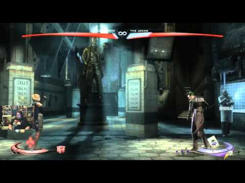 Injustice: Gods Among Us Harley Quinn Tutorial