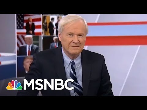 Matthews: GOP Is Following President Donald Trump, No Questions Asked | Hardball | MSNBC