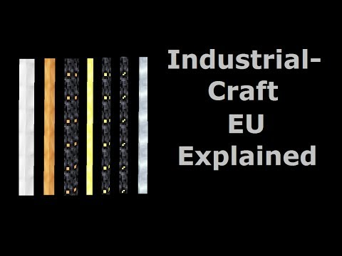 Industrial-Craft Energy Units (EU) Explained - Minecraft In Minutes
