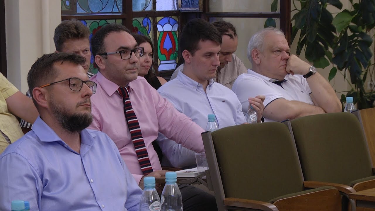 XV sesja Rady Miejskiej, część II