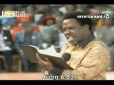 Scoan 30 11 14: Sunday Live: The Word & The Spirit (part 1) By Tb Joshua. Emmanuel Tv . Emmanuel Tv video