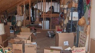 Man Cleaning Out His Veteran Grandfather s Attic Accidentally Stumbles Upon A Startling Secret