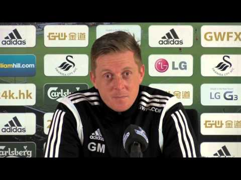 Garry Monk on Spurs