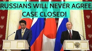BREAKING: Putin: Agreement On Kuril Islands Can Only Come If Russian Citizens Approve It (NEVER)