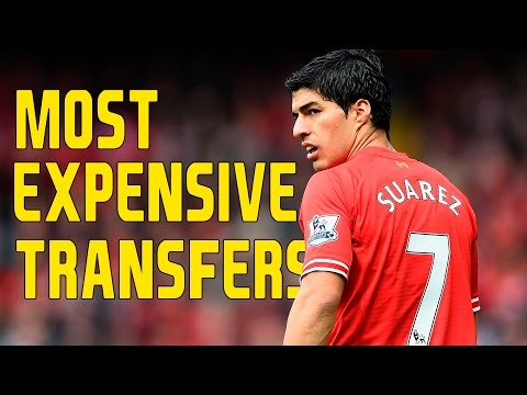 10 Most Expensive Transfers Of All Time